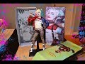 Crazy Toys 1/6 scale Squicide Squad HARLEY QUINN statue figure unboxing & review!