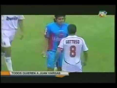 "GATTUSO VS JUAN VARGAS ""EL LOCO"""