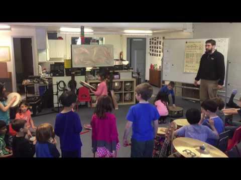 Grammy Video #3 - John Churchville, Go Like The Wind Montessori School, Ann Arbor, Michigan