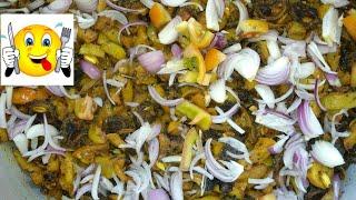 Vlog#2 हलवाई जैसा आलू करेला की सब्जी कैसे बनाएं ।। karela aloo stir fry recipe