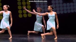 "Dance Moms - Group Dance ""Its Smells like Team Spirit"""