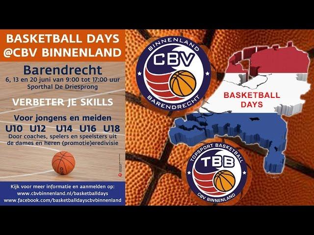 Promo Basketball Days