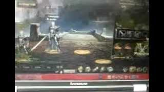 Première vidéo:Test de Demon Slayer.