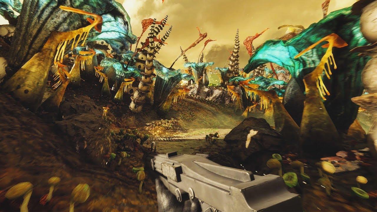 Battlefront Ii Felucia Ultra Immersion No Hud 4k Gameplay Youtube