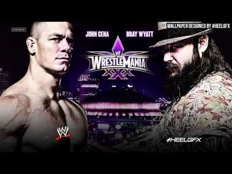 "2014: John Cena vs. Bray Wyatt WWE WrestleMania 30 (XXX) Theme Song - ""Legacy"" + Download Link ᴴᴰ"