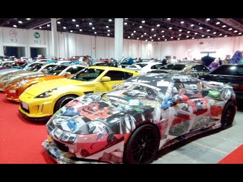 Abu Dhabi Events Motor Show