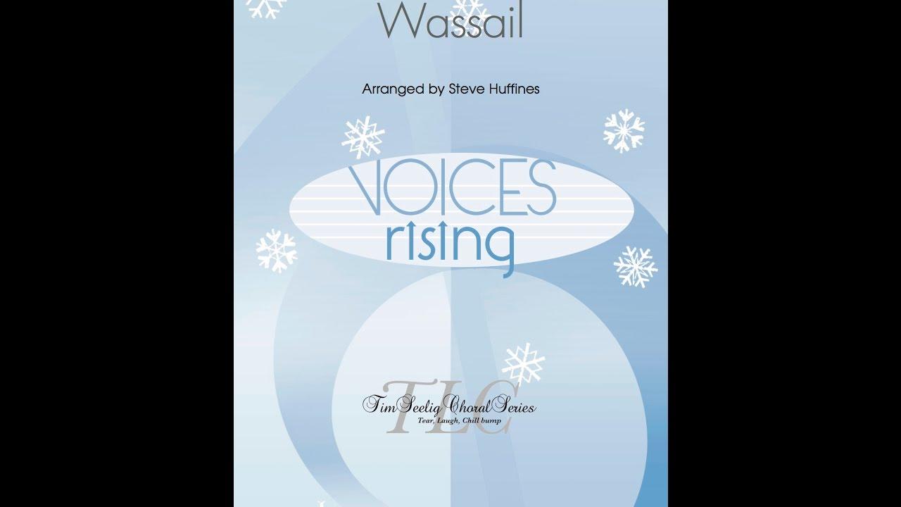 Wassail Song SATB (Robert Shaw Choral Series)