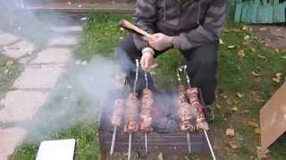 Рекомендации по приготовлению шашлыка, чтобы шашлык получился сочный, ароматный, вкусный...(, 2012-10-04T13:34:23.000Z)