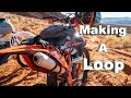 Making a Loop Out of  It | 2019 KTM 300 XC-W TPI