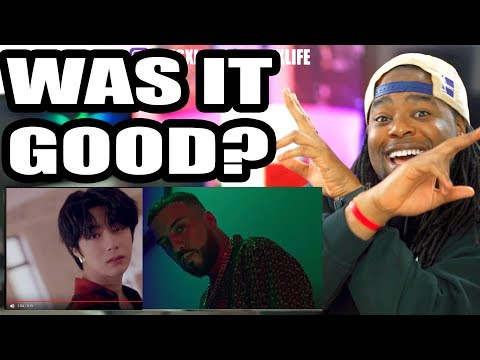 Monsta X - WHO DO U LOVE? Ft. French Montana | Reaction!!!