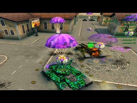 JUGGERNAUT - Gameplay Tanki Online - PORTES S