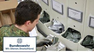 EPa: Vom Depot zum Soldaten - Bundeswehr