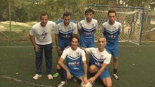 """Εθνική Ατέγων: Πρωταθλητές """"fair play""""στο γήπεδο και στη ζωή"""