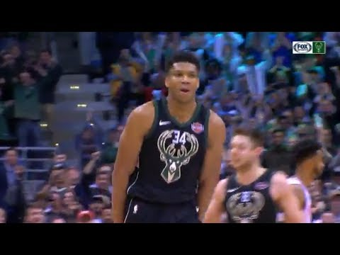 Giannis Antetokounmpo dunks on NBA's top plays of the week | ESPN