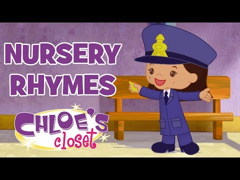 Chloe's Closet - Down by the Station | Nursery Rhyme Stories