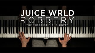 Juice Wrld Robbery The Theorist Piano Cover.mp3