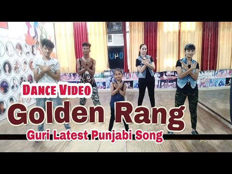 Golden Rang  Dance  Guri  latest Dance   D4U DANCE ACADEMY IN AMRITSAR  9876293021