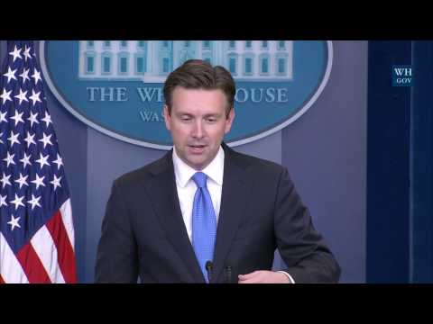 11/30/16: White House Press Briefing