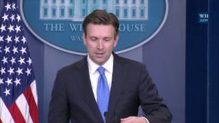 11/30/16: White House Press Briefing