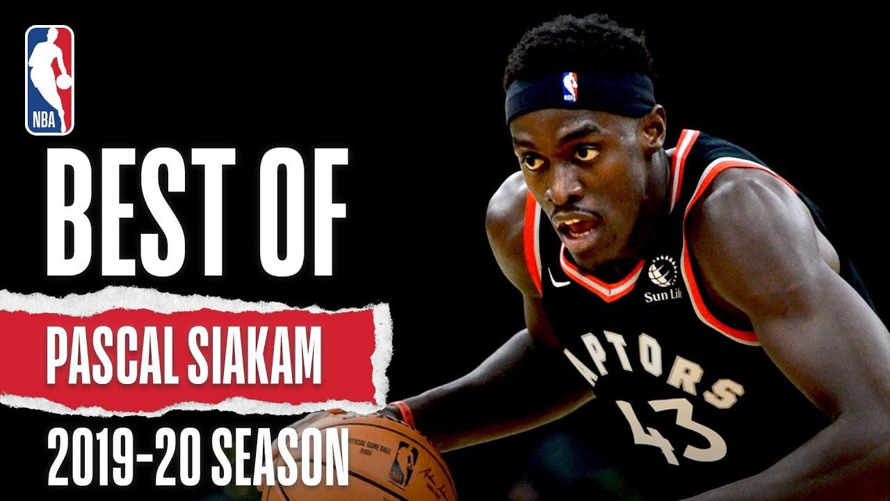 Best Of Pascal Siakam | 2019-20 NBA Season