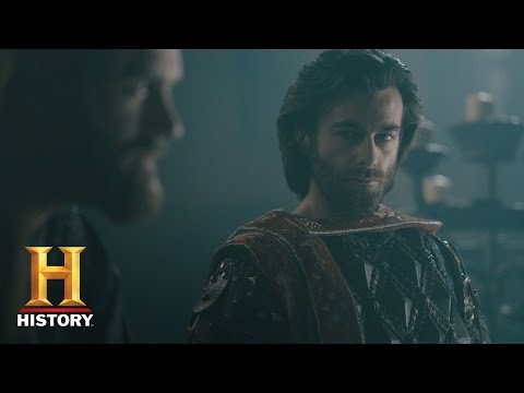 Vikings: Rollo Aids the French (Season 4, Episode 2) | History