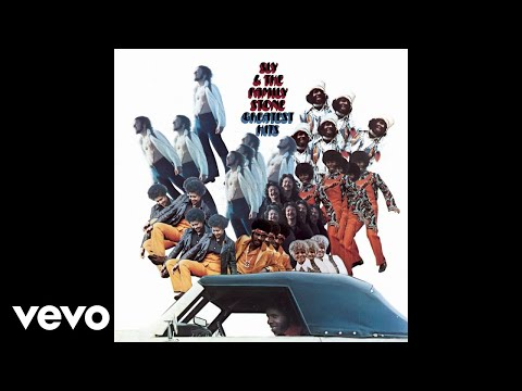Sly & The Family Stone - Hot Fun in the Summertime (Audio)