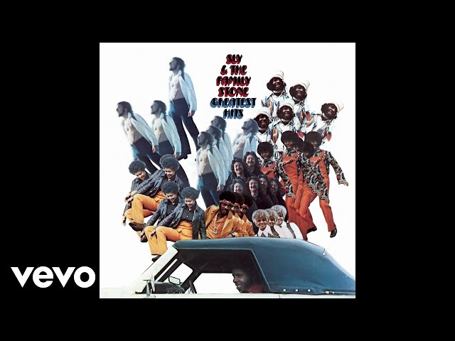 Sly & The Family Stone - Hot Fun in the Summertime (Official Audio)
