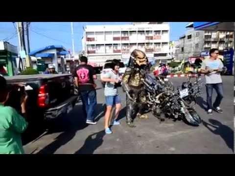 Predator in Thailand เมื่อพรีเดเตอร์ บุกประเทศไทย
