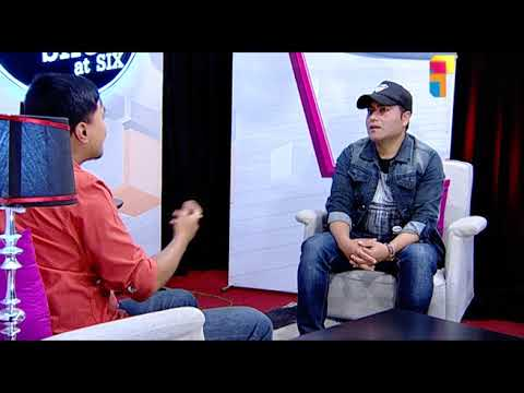 SINGER  PRAMOD NIRWAN IN CONVERSATION WITH JYOVAN BHUJU    THE EVENING SHOW AT SIX
