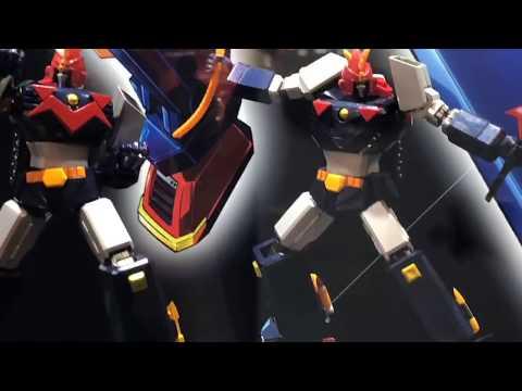 C3 AFA Hong Kong 2018 現場實況4 Bandai Tamashii Nations, Soul of Chogokin Full Action, Pacific Rim