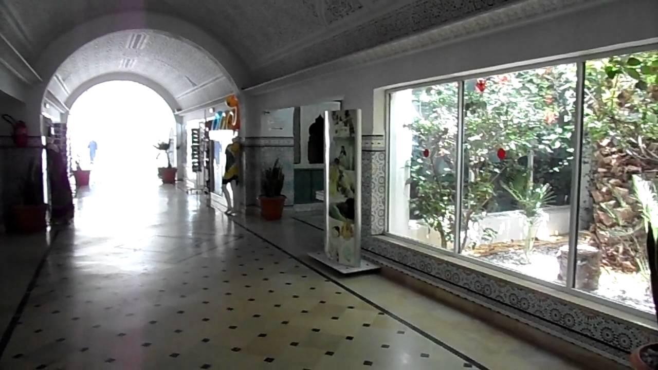 Hotel 3 el bousten hammamet part 5 reception youtube for Mouradi hammamet 5 chambre
