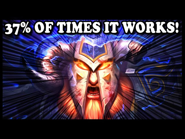 Grubby | WC3 | 37% Of The Time It Works!
