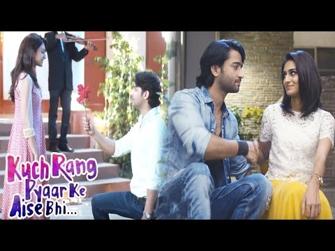 Thumbnail: Kuch Rang Pyaar Ke Aise Bhi: Dev To Propose Sonakshi Again | Upcoming Twist