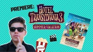 BIJ DE PREMIÈRE VAN ''HOTEL TRANSSYLVANIË 3'' | Vincent Visser