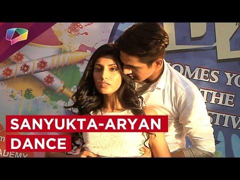 Check out Sanyukta and Aryan's romantic dance