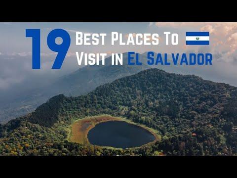 Best Places To Visit in El Salvador in 2021