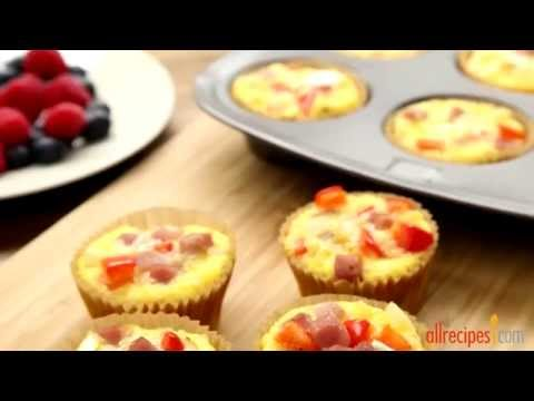 How to Make Omelet Muffins | Paleo Recipes | Allrecipes.com