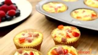 Paleo Recipes - How To Make Omelet Muffins