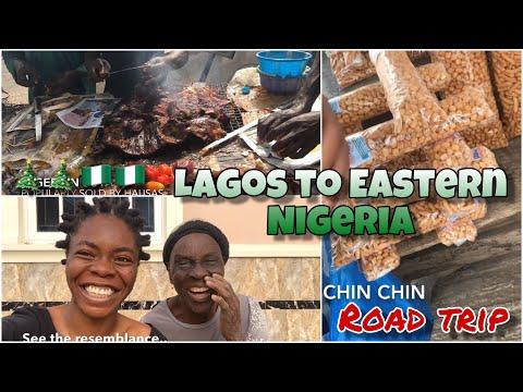 Lagos to Anambra State||  Nigeria Road Trip Vlog