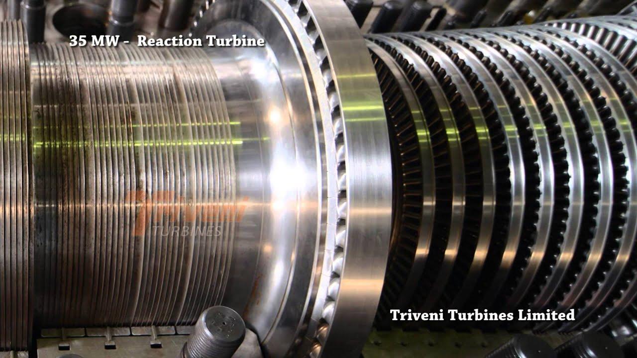 GE TRIVENI 35 MW Assembly show