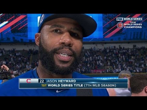 WS2016 Gm7: Heyward on calling a team meeting