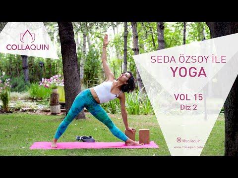 Seda Özsoy İle Yoga | Vol 15 | Diz 2