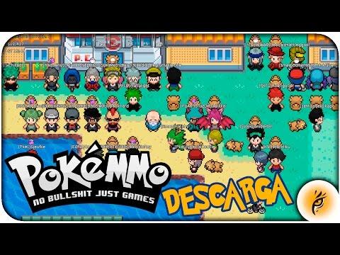 Guia Como jugar descargar PokeMMO 100%  Español - Pokemon Online -  2016