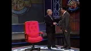 LEGADO DEL CMDTE. Chávez recibe la Silla Caliente 06-Dic-1998
