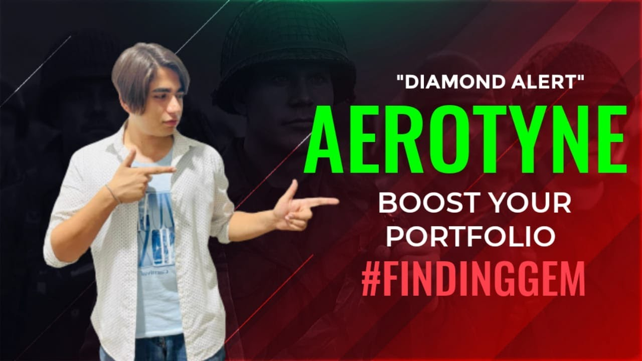 Download AEROTYNE ($ATYNE) - Daily Giveaways to Holders - 100x GEM