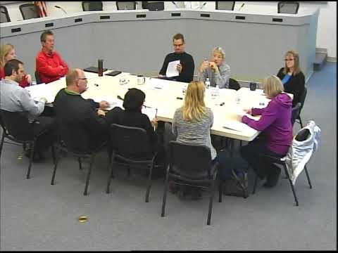 November 13, 2017, Economic Development and Tourism Committee Meeting