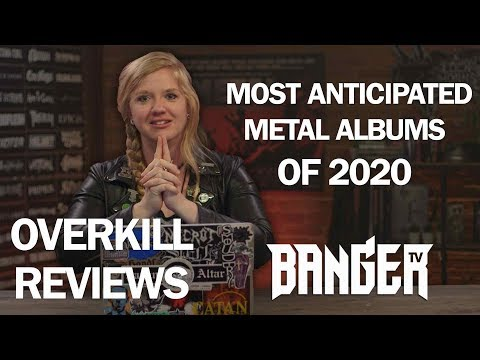 The Most Anticipated Metal Albums of 2020 | BANGERTV