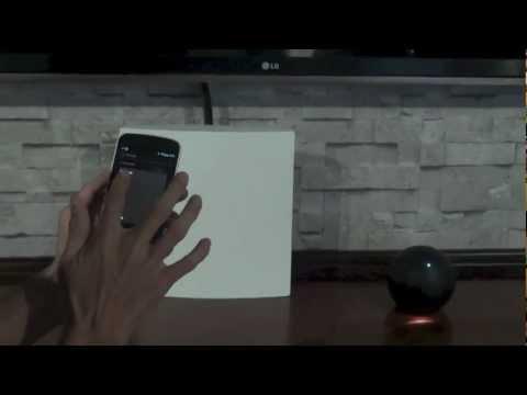 Tinhte.vn - Trên tay Nexus Q