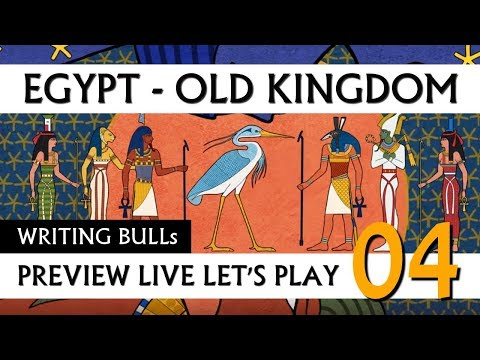 Preview Live Let's Play: Egypt Old Kingdom (04) [deutsch]