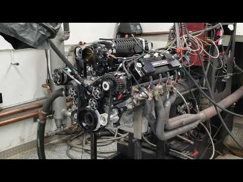 Wegner Motorsports Supercharged LS3 416inch making 952 HP and 894 Torque!